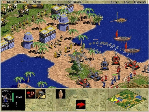 trucos age of empires