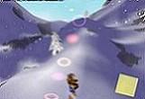 juego de sky sobre nieve