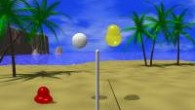 juego de voleyball