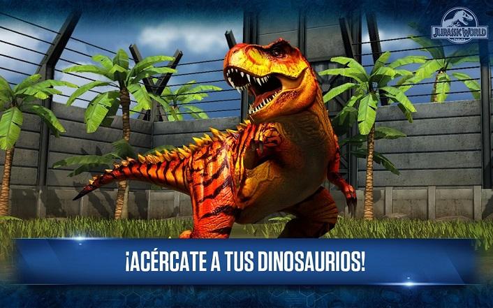 Jurassic World Juego Android