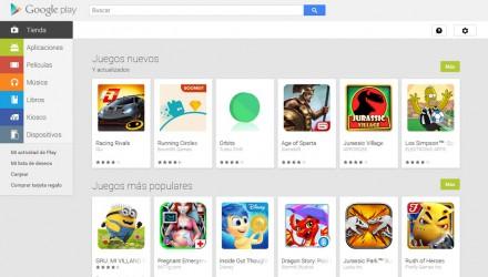 Mejores juegos Play Store
