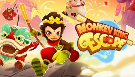 Monkey-King-Escape
