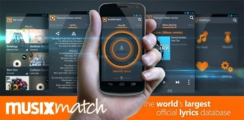 musixmatch app letras