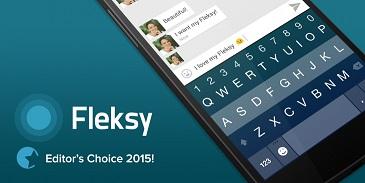 teclado_fleksy_emoticonos miniatura