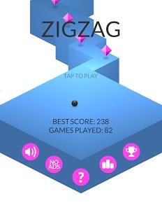 juego zigzag para android