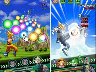 Juego Dragon Ball Smartphones