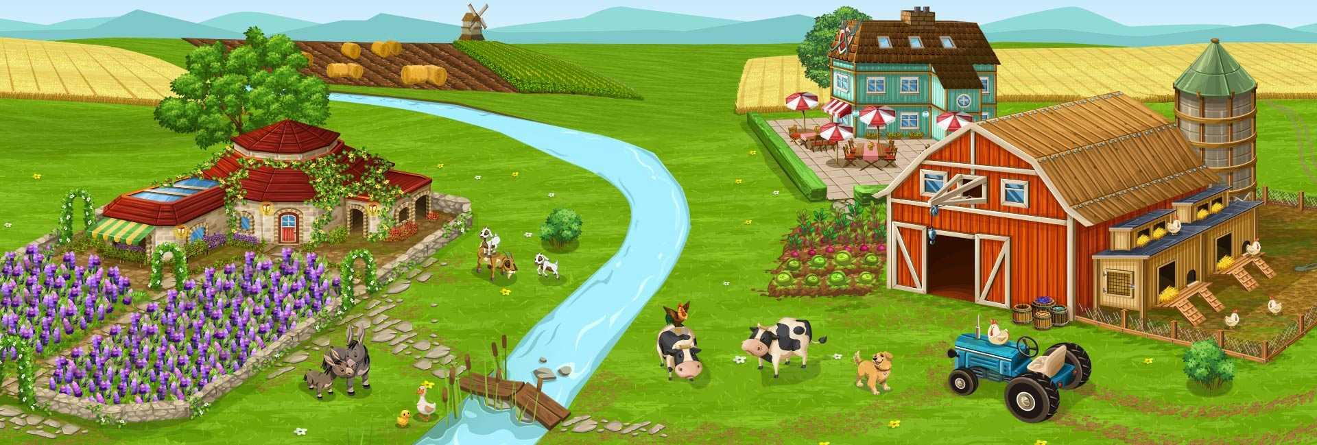 Juegos de granjeros