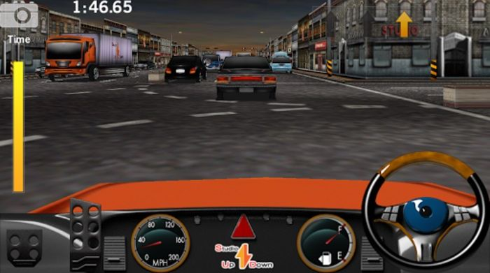 simulador de coches