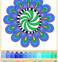 App Colorear Mandalas