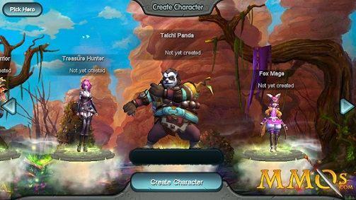 Taichi Panda para android