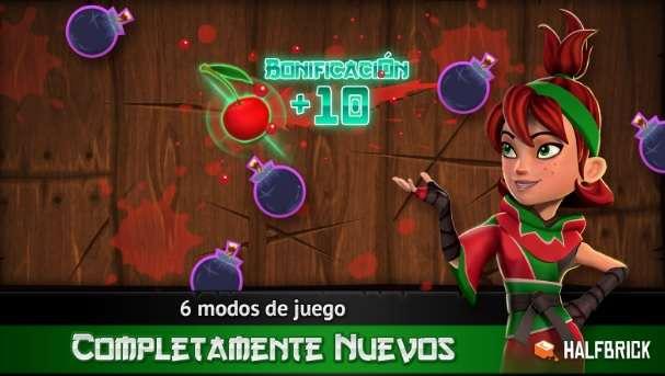 juego fruit ninja