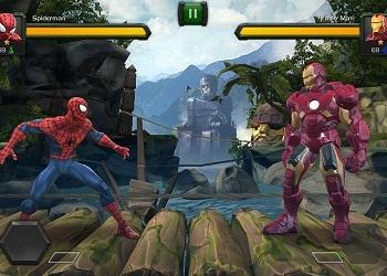Una lucha épica con Marvel-Batalla-de-superheroes - copia