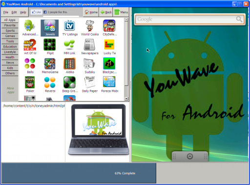 YouWave-Android