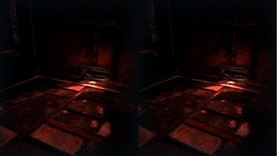 juego de terror para VR