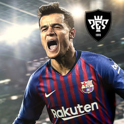 logo pes futbol 2019 iphone ipad
