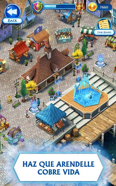 juego frozen android